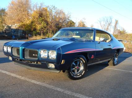 1970 Pontiac GTO JUDGE tribute SOLD SOLD SOLD