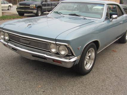 1966 Chevelle LS 1 POWERED