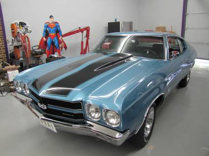 1970 Chevy Chevelle SS 17K MILES SOLD SOLD SOLD