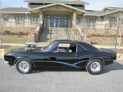 1967 Camaro SS  BLOWN    SEE VIDEO