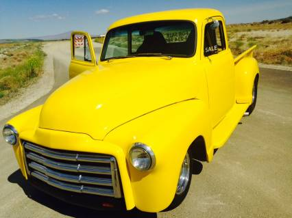 1955 5 Window Chevy Pickup SOLD SOLD SOLD