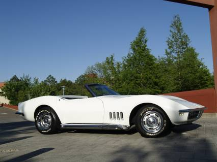 1968 Corvette Roadster BIG BLOCK