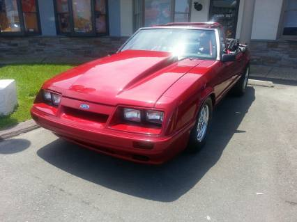 1979 Mustang Convertible DROP TOP POWER