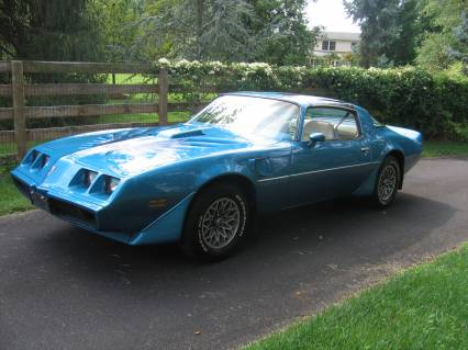 1979 Trans Am Two Owner Car SOLD SOLD SOLD