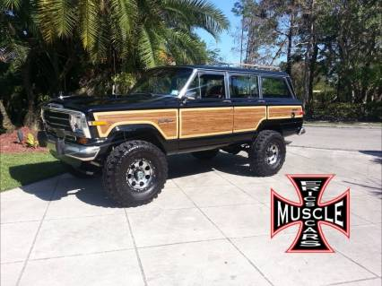 1989 JEEP Grand Wagoneer 4 x 4 SOLD SOLD SOLD