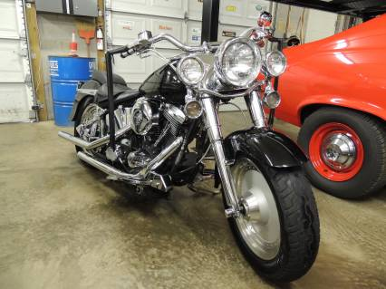 1999 Harley Davidson Fatboy SEE VIDEO