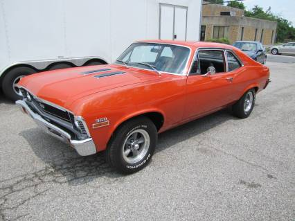 1972 NOVA SS MATCHING NUMBERS SOLD SOLD SOLD