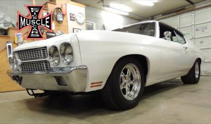1970 Chevelle SS 502 POWERED SEE VIDEO