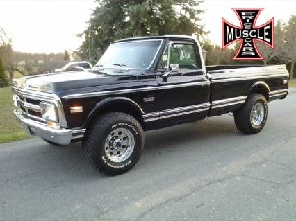1972 GMC 2500 4 x 4 SOLD SOLD SOLD