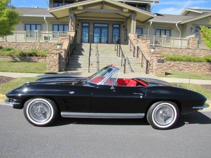 1964 Corvette Convertible 327 365 HP SOLD SOLD SOLD