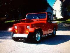 1979 Pro Street Jeep 650 HP SOLD SOLD SOLD