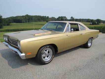 1969 Plymouth Road Runner SEE VIDEO