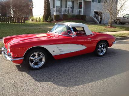 1961 Corvette MATCHING NUMBERS SOLD SOLD SOLD