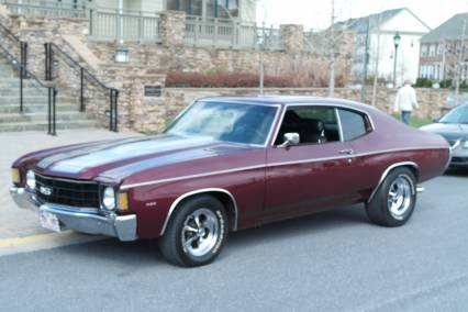 1972 Chevelle SS Tribute BIG BLOCK 4 SPEED SOLD SOLD SOLD