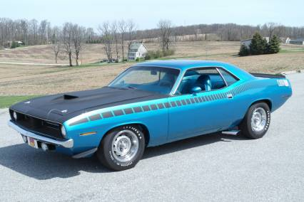 1970 AAR CUDA NUMBERS MATCH SOLD SOLD SOLD