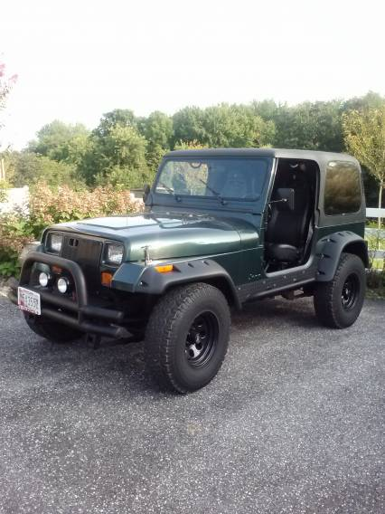 1994 Jeep Wrangler SOLD SOLD SOLD