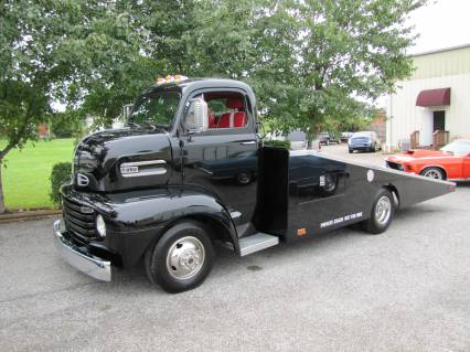 Ebay moreover Diamondt further A X additionally Clt Z B Chevy Loadmaster Coe Truck Bfront Bumper additionally Chevrolet Coe Flatbed Truck Kustoms By Kent. on 1948 ford coe car hauler