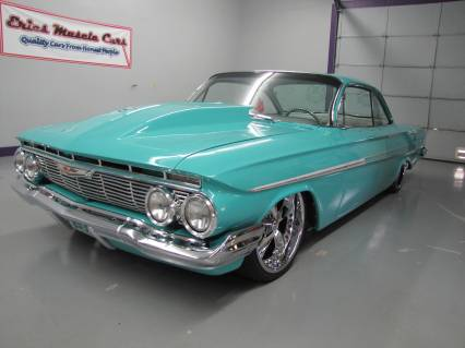 1961 Custom Chevy Belair SEE VIDEO FREE SHIPPING