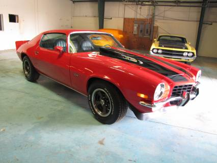 1973 Camaro Z28 MATCHING NUMBERS 4 SPEED