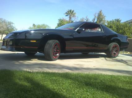 1985 Chevy Camaro FRESH RESTO