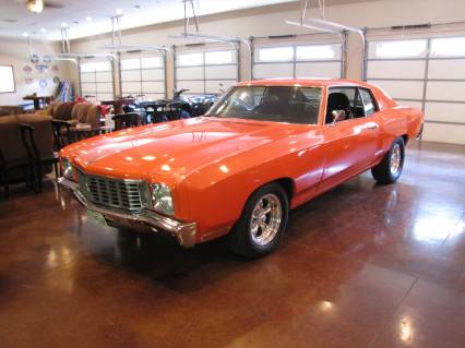 1972 Chevy Monte Carlo SOLD SOLD SOLD