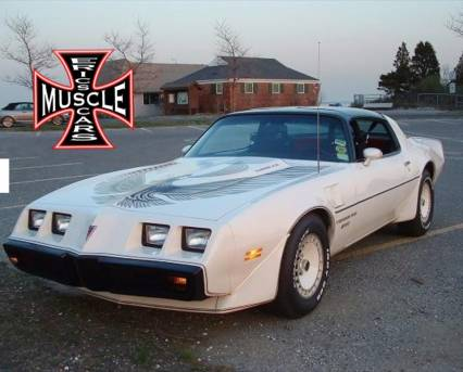 1980 Pontiac Trans Am Indy Pace car 10K From New
