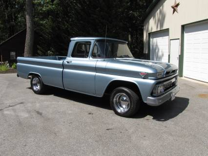 1963 GMC PICKUP LOW MILES AWESOME RESTORATION