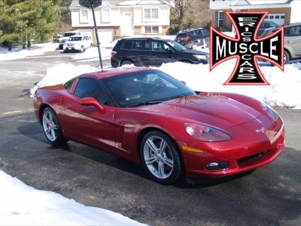 2008 CORVETTE LS3 LOW MILES