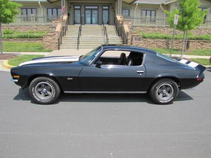 1971 Z28 REAL BLACK NUMBERS 4 SPEED SEE VIDEO