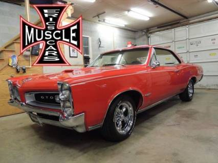 1966 Pontiac GTO Tribute SOLD SOLD SOLD
