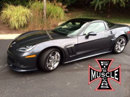 2010 GRAND SPORT CORVETTE LOW MILES SEE VIDEO
