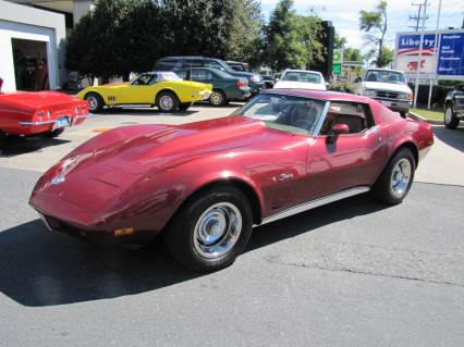 1974 Corvette 406 LOW MILES SOLD SOLD SOLD