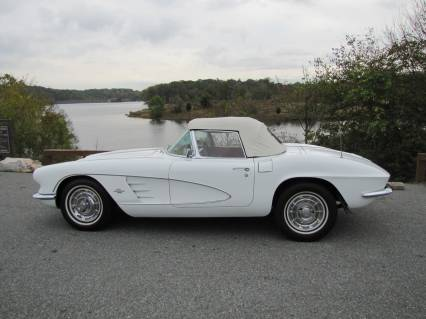 1961 Corvette 4 SPEED w AIR SOLD SOLD SOLD