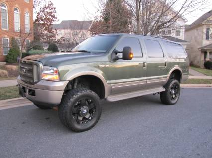 2005 FORD EXCURSION EDDIE BAUER SOLD SOLD SOLD