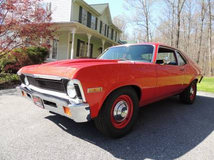 1972 Chevy Nova Copo Tribute SEE VIDEO