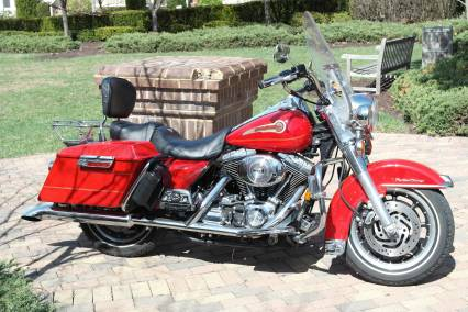 2002 Fire Fighter Special Edition Road King