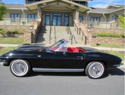 1964 Corvette Convertible SOLD SOLD SOLD