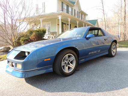 1987 Iroc Z Camaro COLD AIR