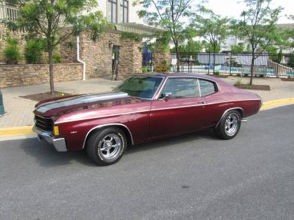 1972 Chevelle SS Tribute BIG BLOCK 4 SPEED w AIR