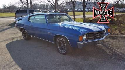 1972 CHEVELLE SS SOLD SOLD SOLD