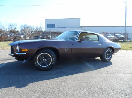 1971 CAMARO SS EXCELLENT RESTORATION ALL NUMBERS